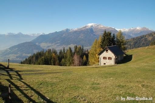 Die Berge von Kärnten - ideal zum Wandern