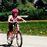 Mountainbike fahren im Liesertal
