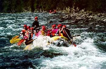 Kajak & Rafting